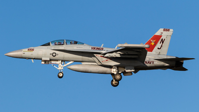 166894 - Boeing EA-18G Growler  - United States - US Navy (USN)