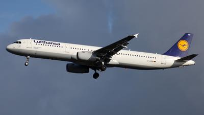 D-AISN - Airbus A321-231 - Lufthansa