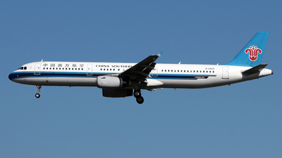 B-6660 - Airbus A321-231 - China Southern Airlines
