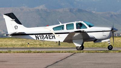 N184EH - Beechcraft F33A Bonanza - Private
