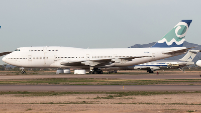 F-GSKY - Boeing 747-312 - Untitled