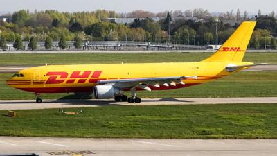 D-AEAP - Airbus A300B4-622R(F) - DHL (European Air Transport)