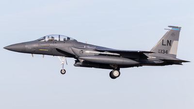 98-0134 - Boeing F-15E Strike Eagle - United States - US Air Force (USAF)