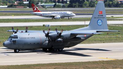 63-13186 - Lockheed C-130E Hercules - Turkey - Air Force
