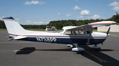 A picture of N738PP - Cessna 172N Skyhawk - [17270133] - © Bobby Allison