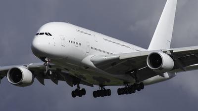 F-HPJB - Airbus A380-861 - Untitled
