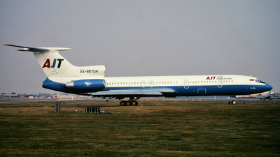 RA-85704 - Tupolev Tu-154M - AJT Air International