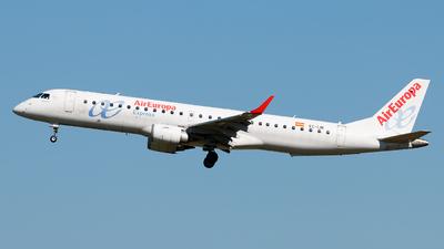 A picture of ECLIN - Embraer E195LR - Air Europa - © Alexis Boidron