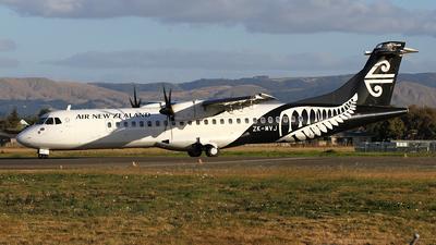 ZK-MVJ - ATR 72-212A(600) - Air New Zealand Link (Mount Cook Airline)