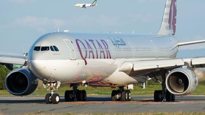 A7-AGD - Airbus A340-642X - Qatar Airways