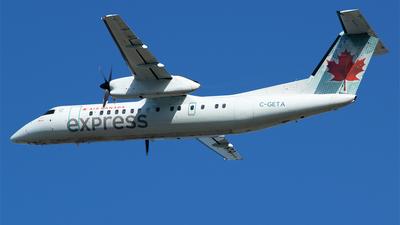 C-GETA - Bombardier Dash 8-301 - Air Canada Express (Jazz Aviation)