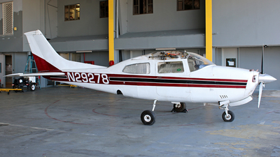 N29278 - Cessna 210L Centurion - Private