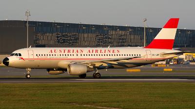 OE-LBP - Airbus A320-214 - Austrian Airlines (Tyrolean Airways)
