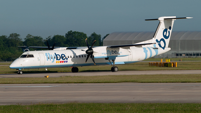 G-ECOG - Bombardier Dash 8-Q402 - Flybe