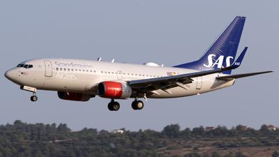 A picture of LNRRA - Boeing 737783 - SAS - © William Vignes