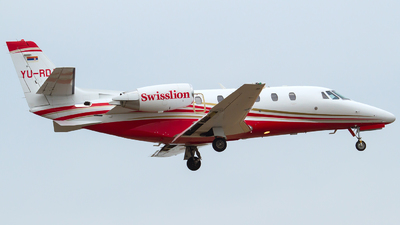 YU-RDA - Cessna 560XL Citation XLS - Private