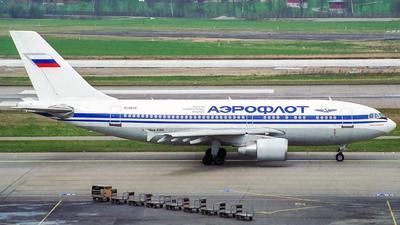 F-OGYP - Airbus A310-324 - Aeroflot