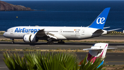 A picture of ECMMY - Boeing 7878 Dreamliner - Air Europa - © Roman Valladares