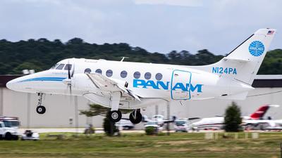 N124PA - British Aerospace Jetstream 31 - Private