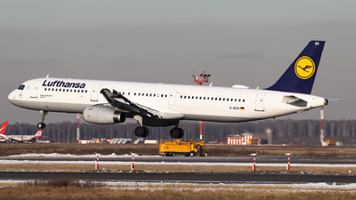 A picture of DAISH - Airbus A321231 - Lufthansa - © ShipSash