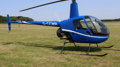 G-CCMR - Robinson R22 Beta - Private