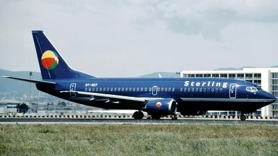 OY-SEF - Boeing 737-382 - Sterling European Airlines