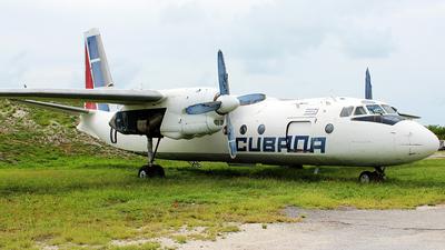 CU-T1294 - Antonov An-24RV - Cubana de Aviación