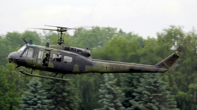 72-79 - Bell UH-1H Iroquois - Germany - Army