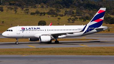 PR-OCO - Airbus A320-214 - LATAM Airlines
