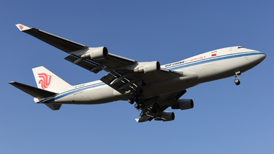 B-2476 - Boeing 747-4FTF(SCD) - Air China Cargo