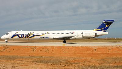 HB-JIC - McDonnell Douglas MD-90-30 - Hello
