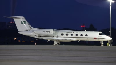 A picture of HZMS4B - Gulfstream G450 - [4324] - © Karl Dittlbacher
