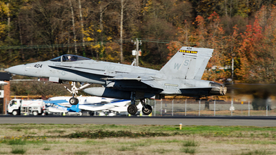 165407 - McDonnell Douglas F/A-18C Hornet - United States - US Marine Corps (USMC)
