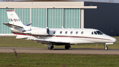 CS-DXN - Cessna 560XL Citation XLS - NetJets Europe