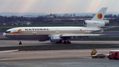 N82NA - McDonnell Douglas DC-10-30 - National Airlines
