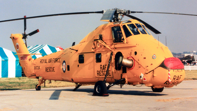 XV724 - Westland Wessex HC.2 - United Kingdom - Royal Air Force (RAF)