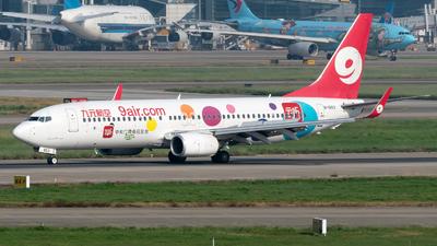 B-1553 - Boeing 737-86X - 9Air