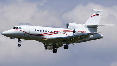 N719SH - Dassault Falcon 900EX - Private