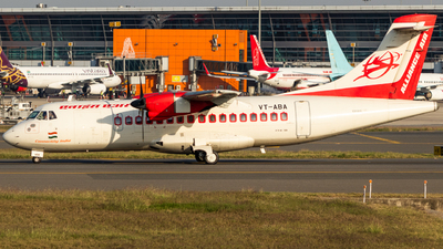 VT-ABA - ATR 42-320 - Alliance Air