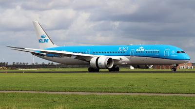 PH-BHA - Boeing 787-9 Dreamliner - KLM Royal Dutch Airlines