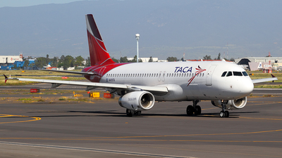 N499TA - Airbus A320-233 - TACA International Airlines