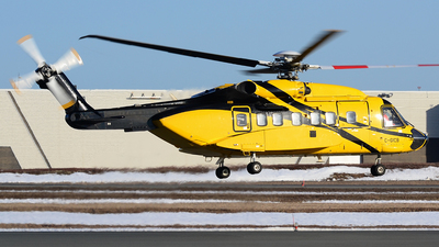 A picture of CGICB - Sikorsky S92A Helibus -  - © Scott Pindera
