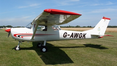 G-AWGK - Reims-Cessna F150H - Private
