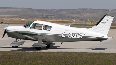 A picture of CGQUT - Piper PA28140 - [287225316] - © Mike MacKinnon