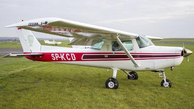 SP-KCD - Cessna 152 - PWSZ Chelm