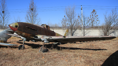 33 - Ilyushin IL-10 Sturmovik - China - Air Force