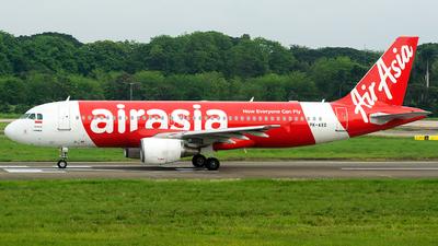 A picture of PKAXG - Airbus A320216 - AirAsia - © Ridho Maulana