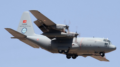 71-01468 - Lockheed C-130E Hercules - Turkey - Air Force