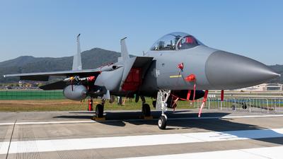 08-054 - McDonnell Douglas F-15K Slam Eagle - South Korea - Air Force