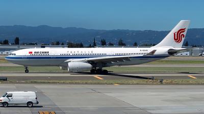 B-6540 - Airbus A330-243 - Air China